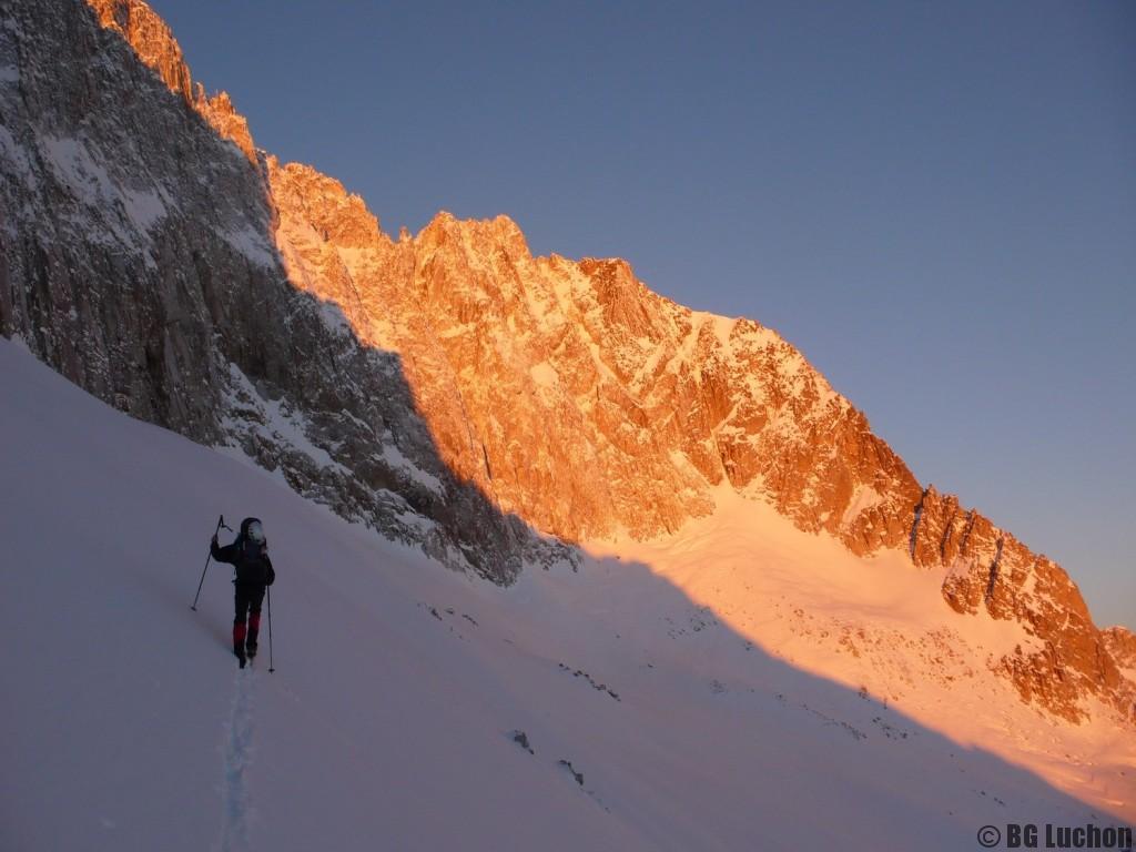 Engagement alpinisme hivernal