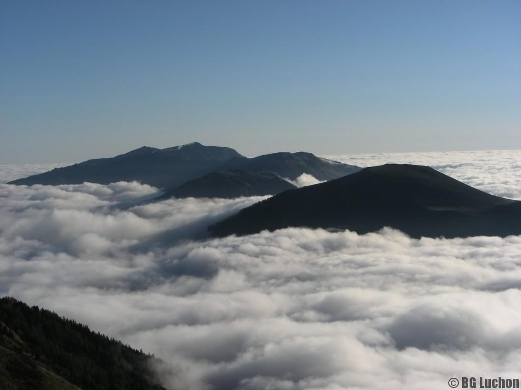 Rando Journée Pic de l'Entecade 2266 m