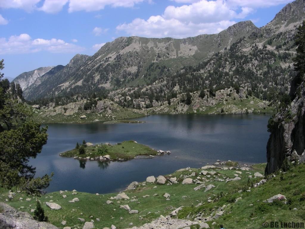 Rando Journée Espagne Les Lacs de Colomers (Parc d'Aigüestortes - Val d'aran)