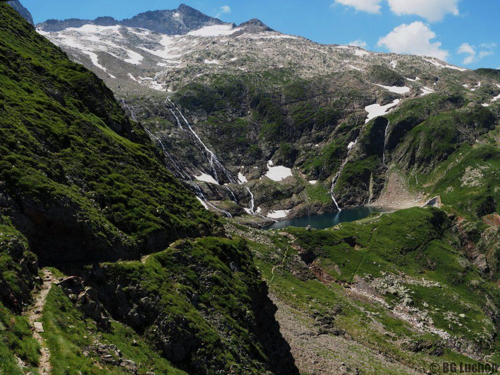 Rando Journée Tour des 4 Lacs: Lac Vert, Lac Bleu, Lac Charles Lac Célinda
