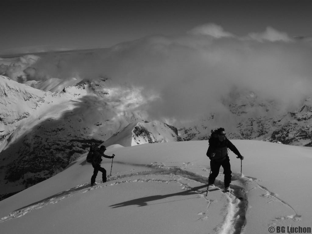 Ski de randonnée - Aneto