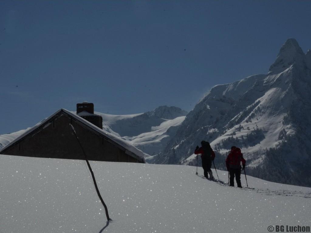 Ski de randonnée - journée