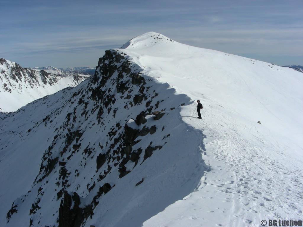 Raquettes Journée Formation autonomie montagne hivernale