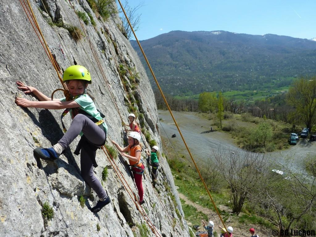 Mini-Stage Escalade - Canyoning - Via Ferrata