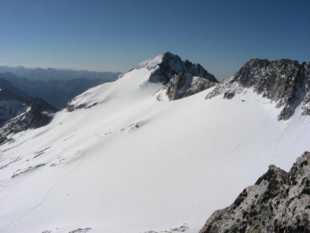 Alpinisme Aneto Neige