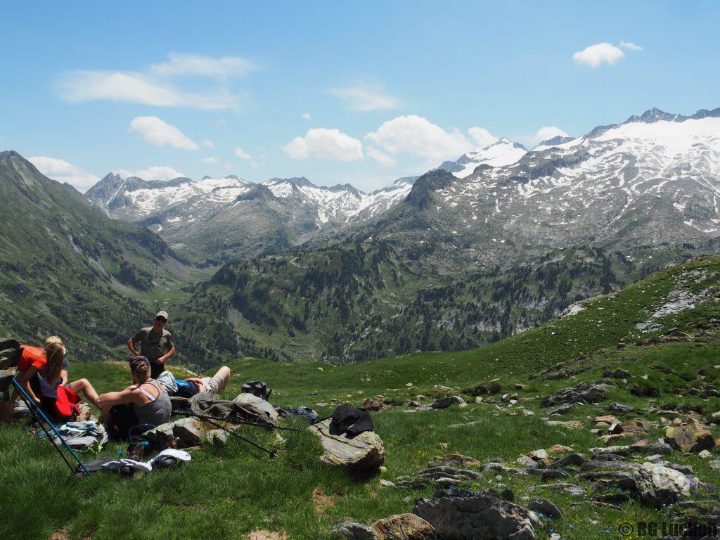 Rando Journée Tour des Trois ports (Escalette 2396m, Picade 2460m, Venasque 2444 m)