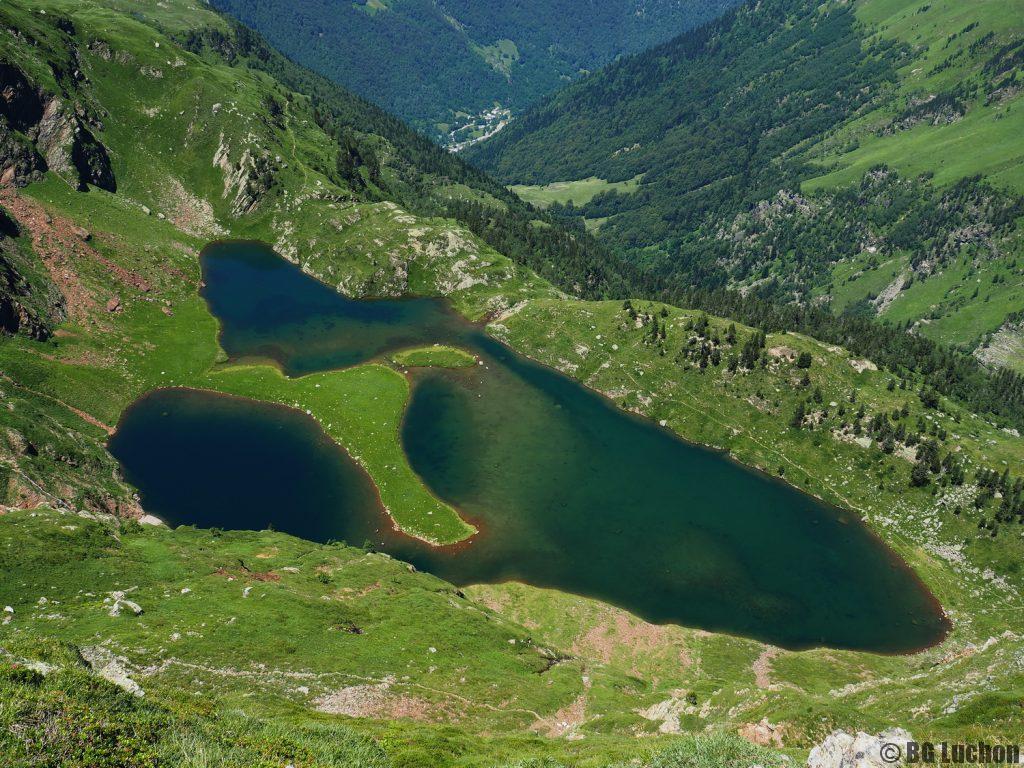 Rando Journée Lac Vert 2001m