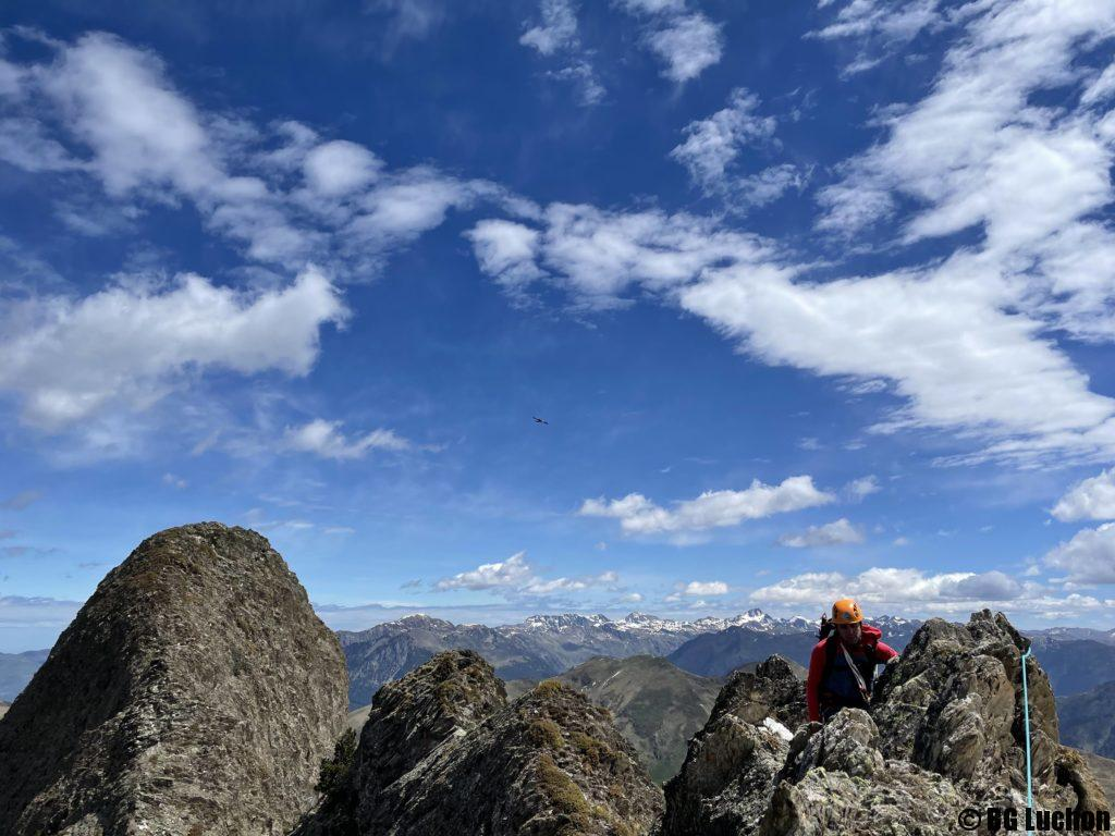 Alpinisme Journée initiation