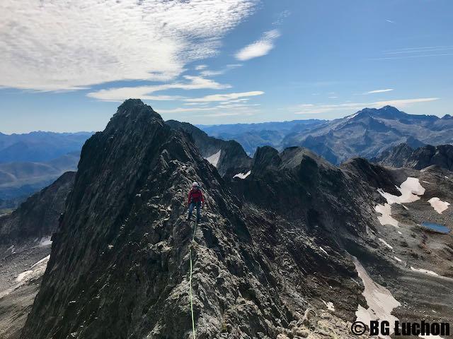 Alpinisme 3000 Voies Normales Niveau 2